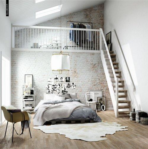 Дизайн лестниц в домах фото