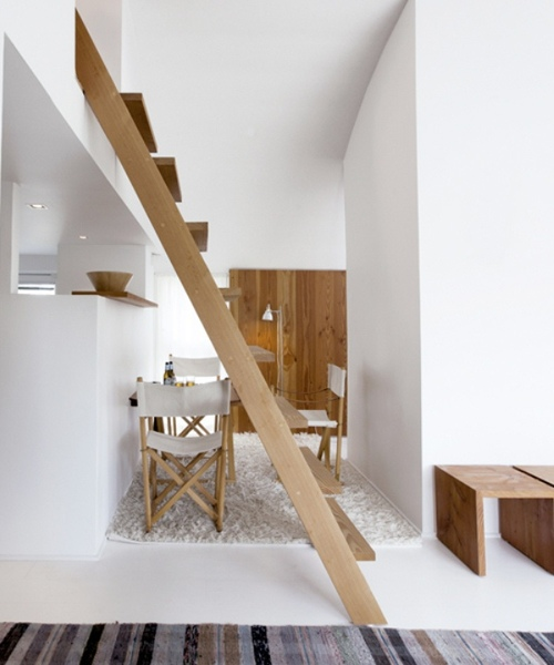Чердачная лестница от Леруа Мерлен