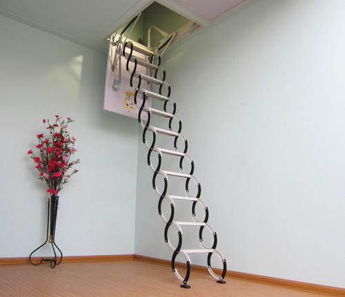 Складная лестница-гармошка