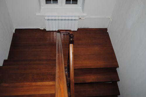 Деревянная лестница своими руками на 180 градусов фото 744