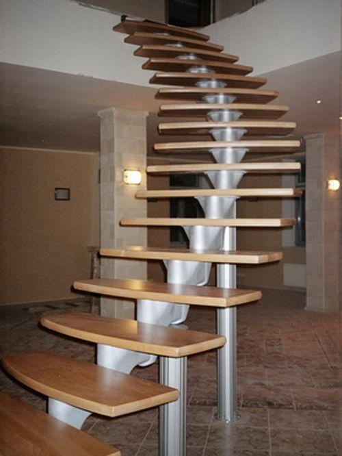 Винтовые лестницы сделай сам - Wolfbrothersm.ru